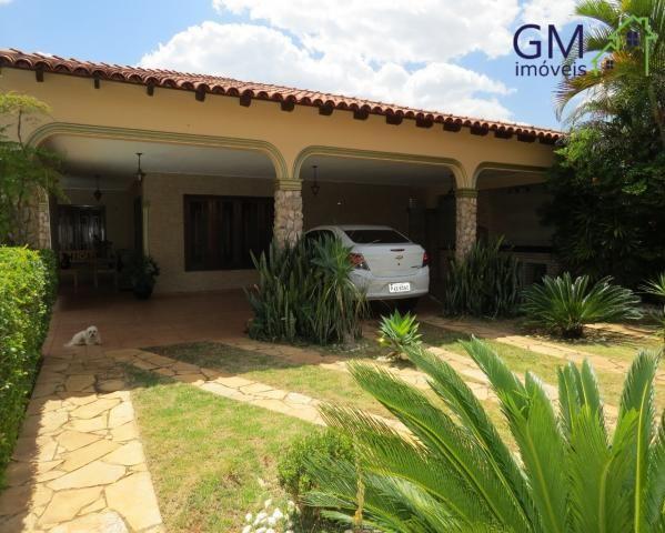 Casa a venda / Condomínio Campestre / 03 Quartos / Aceita troca apt em Águas Claras - Foto 3