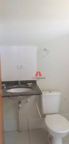 Apartamento com 2 dormitórios para alugar, 53 m² por R$ 1.225,00/mês com CONDOMINIO E IPTU - Foto 9