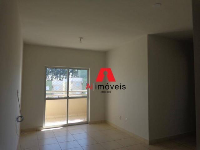 Apartamento com 2 dormitórios à venda ou locação, 71 m² por r$ 280.000 - portal da amazôni - Foto 17