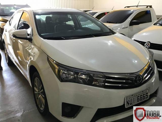 Toyota Corolla GLi 1.8 Flex 16V Mec. - Foto 2