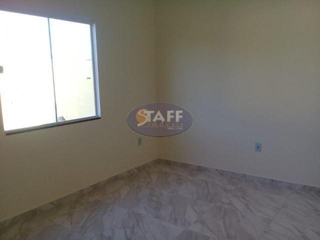 OLV-Casa com 2 dormitórios à venda, 55 m² por R$ 85.000 - Unamar - Cabo Frio/RJ CA0956 - Foto 9