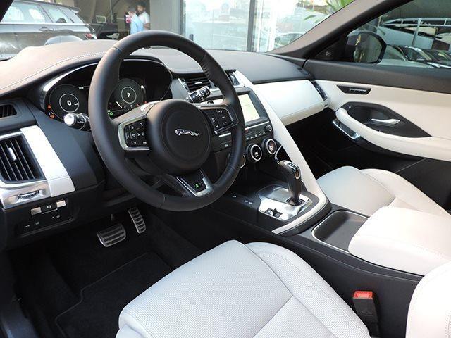 JAGUAR E-PACE 2018/2019 2.0 16V P250 FLEX R-DYNAMIC S AWD AUTOMÁTICO - Foto 10
