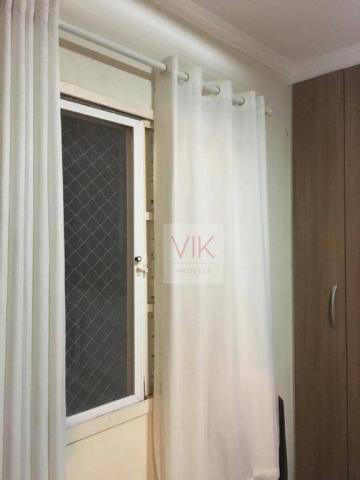Apartamento com 3 dormitórios à venda, 65 m² por r$ 259.990,00 - jardim pacaembu - valinho - Foto 8