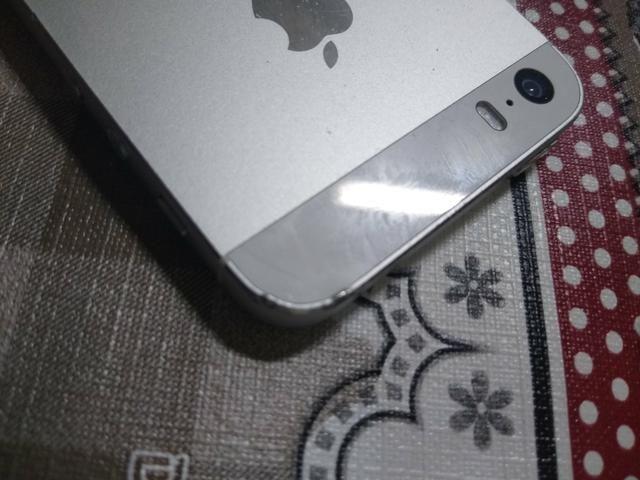 Vendo ou troco iPhone 5s - Foto 4