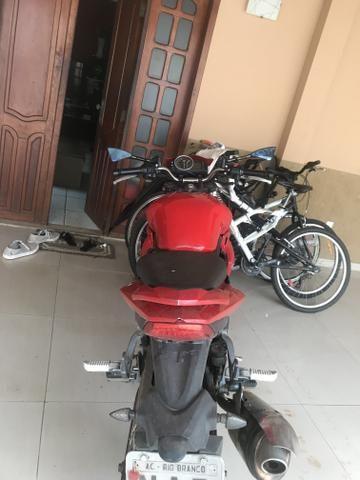 Vendo Moto Next 250 Dafra - Foto 5