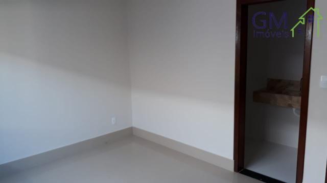 Casa a venda / condomínio jardim europa ii / 03 quartos / churrasqueira / garagem / aceita - Foto 20
