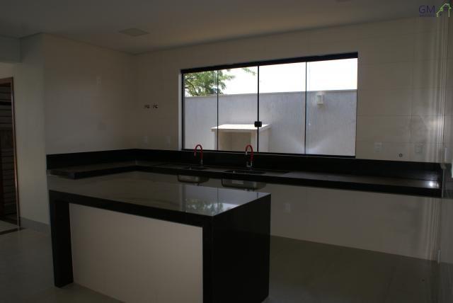 Casa a venda / condomínio alto da boa vista / 3 suítes / espaço gourmet / sobradinho - df - Foto 5