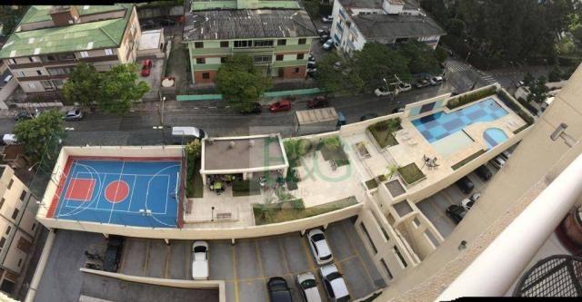 Apartamento com 2 dormitórios à venda, 51 m² por r$ 360.000 - vila prudente - são paulo/sp - Foto 14