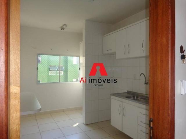 Apartamento com 2 dormitórios à venda ou locação, 71 m² por r$ 280.000 - portal da amazôni - Foto 20