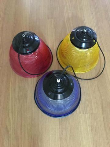 Luminária Prismatico 30 cm