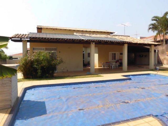 Casa a venda no condomínio vivendas lago azul / 04 quartos /grande colorado sobradinho-df  - Foto 2