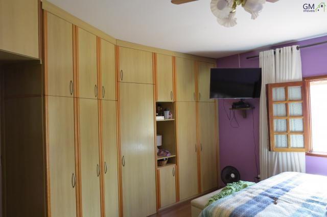 Casa a venda / condomínio vivendas friburgo / escriturado / 4 quartos / churrasqueira - Foto 12