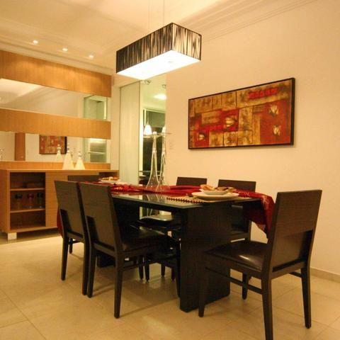 Apartamento 3 qts 1 suite lazer completo novo, prox shopping buriti AC financiamento - Foto 8