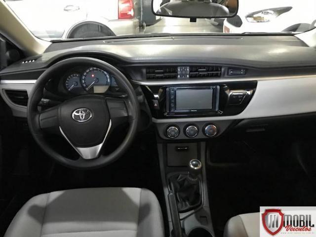 Toyota Corolla GLi 1.8 Flex 16V Mec. - Foto 7