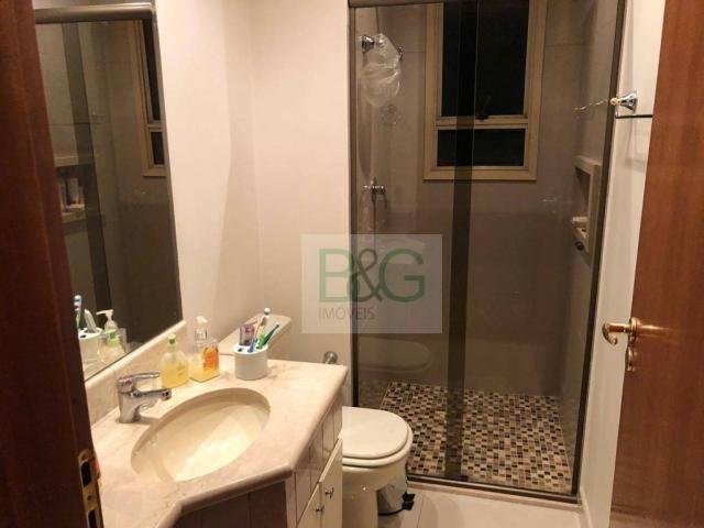 Apartamento com 3 dormitórios à venda, 128 m² por r$ 1.000.000 - tatuapé - são paulo/sp - Foto 18