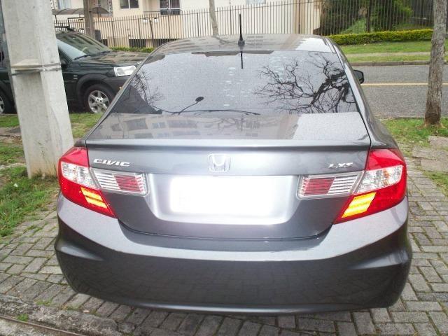 Honda Civic LXS 1.8 Automático Flex - Foto 4