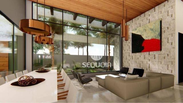 Casa com 3 dormitórios à venda, 408 m² por R$ 1.350.000 - Alphaville - Ribeirão Preto/SP - Foto 3