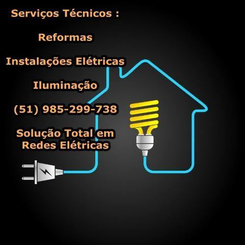 Eletricidade Eletrônica Led Iluminação em Porto Alegre