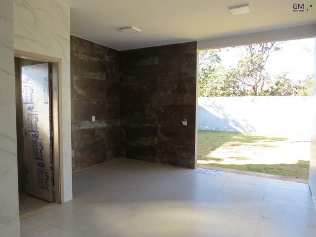Casa a venda / condomínio alto da boa vista / 03 quartos / porcelanato / aceita casa de me - Foto 4