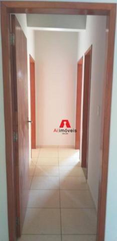 Apartamento com 3 dormitórios à venda, 90 m² por r$ 350.000 - jardim europa - rio branco/a - Foto 12
