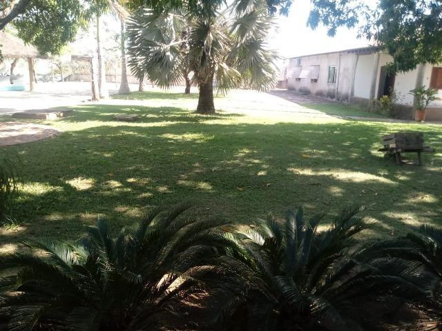 Fazenda em Livramento há 44 km Cuiabá com piscina, muito pasto, represas e lago - Foto 16