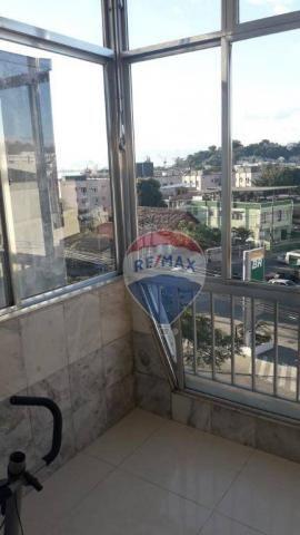 Apartamento com 2 dormitórios à venda, 75 m² por r$ 340.000,00 - tauá - rio de janeiro/rj - Foto 4