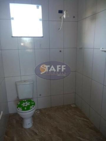 OLV-Casa com 2 dormitórios à venda, 90 m² por R$ 140.000 - Unamar - Cabo Frio/RJ CA1013 - Foto 8