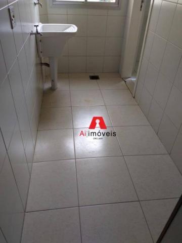 Apartamento com 2 dormitórios e 1 suíte com closet, para alugar, 110 m² por r$ 2.600/mês - - Foto 8