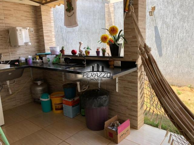 Vende-se ótima casa de 3 quartos no (jardins mangueiral), por r$420.000,00 (aceita financi - Foto 11