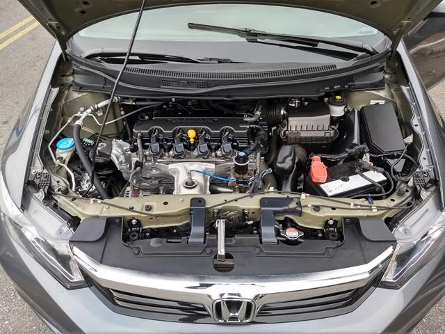 Honda Civic CIVIC SEDAN LXS 1.8/1.8 FLEX 16V AUT. 4P - Foto 14