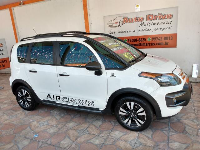 CITROËN AIRCROSS 2014/2015 1.6 TENDANCE 16V FLEX 4P MANUAL - Foto 4