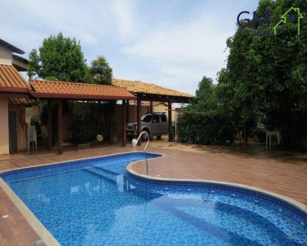 Casa a venda condomínio rk 3 quartos / grande colorado, sobradinho df, churrasqueira, próx - Foto 6