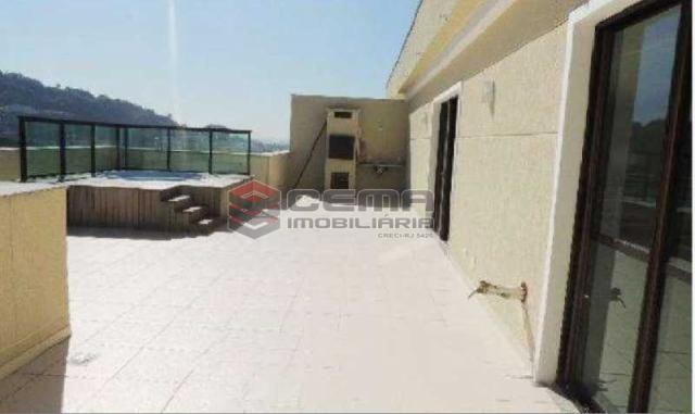 Apartamento à venda com 4 dormitórios em Laranjeiras, Rio de janeiro cod:LACO40122 - Foto 3