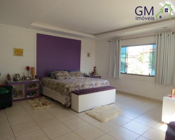 Casa a venda / condomínio império dos nobres / 04 quartos / sobradinho df / churrasqueira  - Foto 20