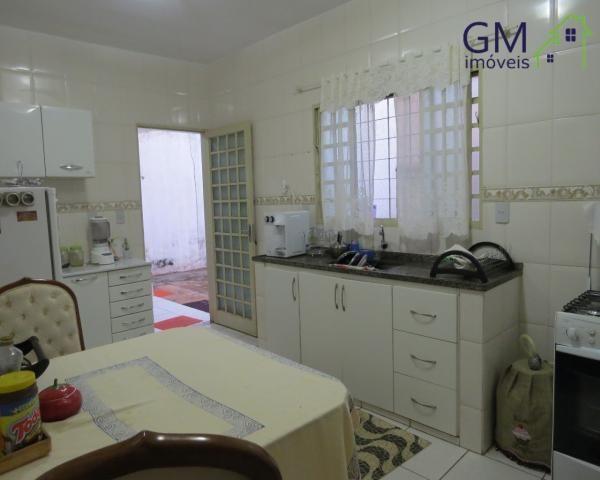 Casa a venda / condomínio fraternidade / 04 quartos / hidromassagem / setor habitacional c - Foto 13