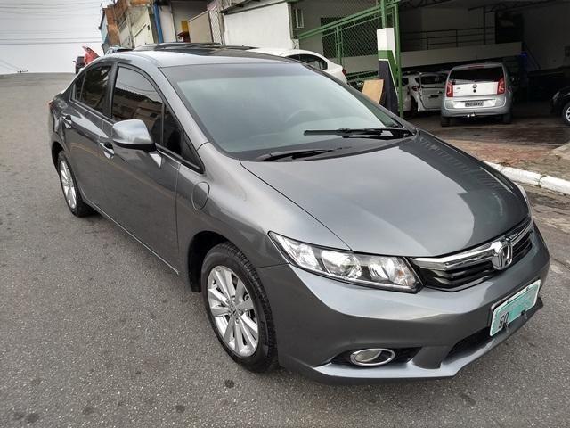 Honda Civic CIVIC SEDAN LXS 1.8/1.8 FLEX 16V AUT. 4P - Foto 3