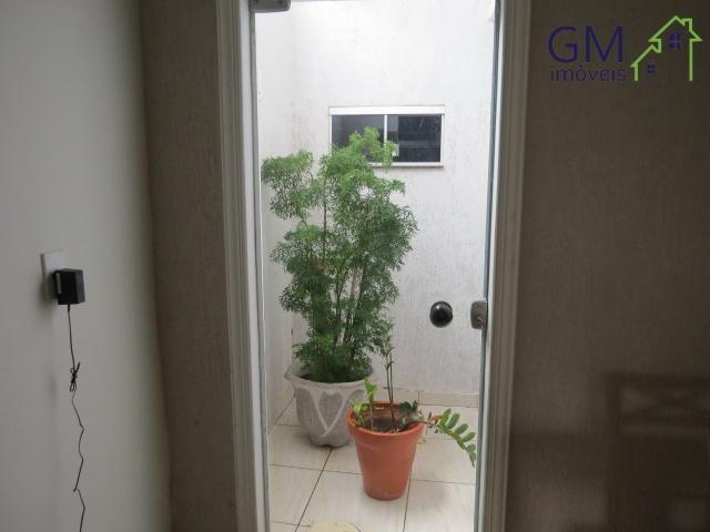 Casa a venda quadra 08 / 03 quartos / sobradinho df / churrasqueira - Foto 3