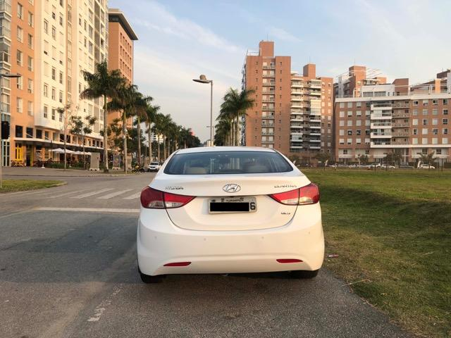 Hyundai Elantra GLS 1.8 AUT Branco - Foto 3