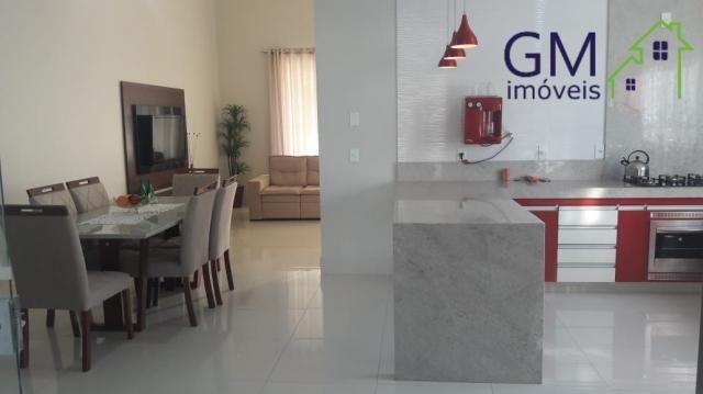 Casa a venda / condomínio alto da boa vista / 3 quartos / suites / churrasqueira / piscina - Foto 7