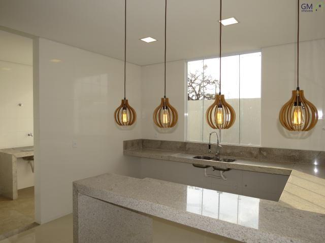 Casa a venda / condomínio alto da boa vista / 3 quartos / churrasqueira / garagem - Foto 8