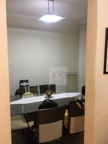Apartamento com 3 dormitórios à venda, 65 m² por r$ 259.990,00 - jardim pacaembu - valinho - Foto 9