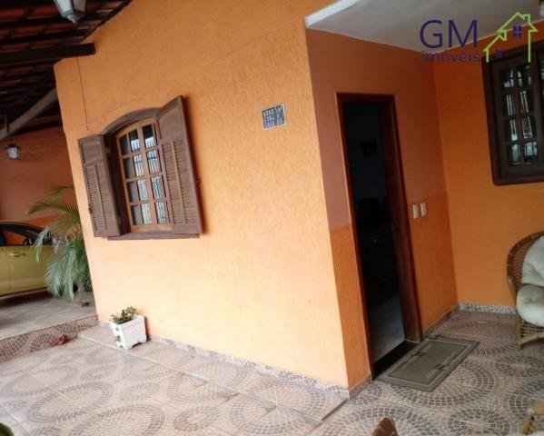 Casa a venda na quadra 18 sobradinho df / 03 quartos / sobradinho df / churrasqueira / lag - Foto 2