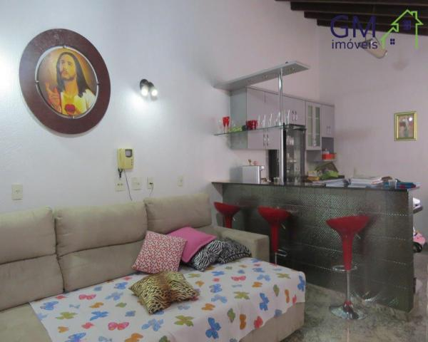 Casa a venda condomínio rk 3 quartos / grande colorado, sobradinho df, churrasqueira, próx - Foto 9