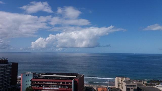 Espetacular 1/4 com vista mar, na Barra, Salvador-BA