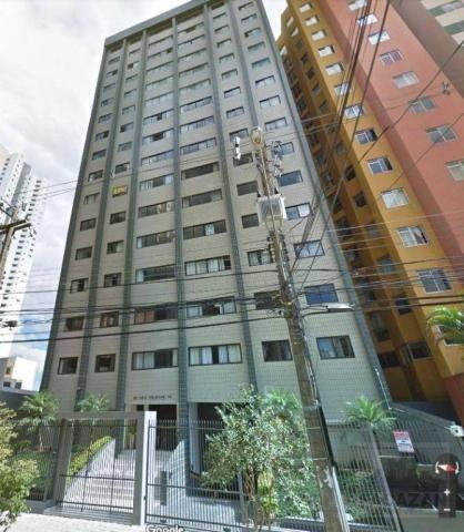 Apartamento para alugar, 87 m² por R$ 1.200,00/mês - Cristo Rei - Curitiba/PR