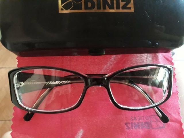 426eb76bbbf61 Armaçao de oculos 50 reais - Bijouterias