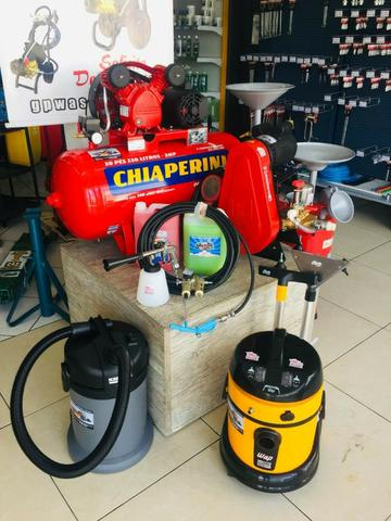 Promoção Kit Lava Car Completo (Equipamento Profissionais)