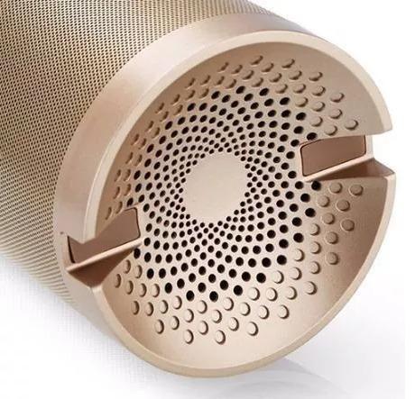 Caixa Som Bluetooth 5w Rádio Fm Bateria longa duração - Foto 5
