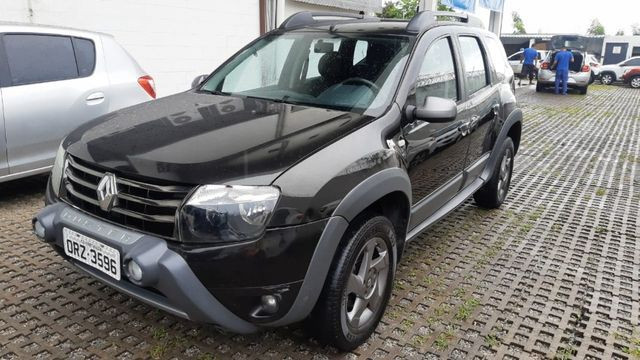 Duster Dynamique Conservada