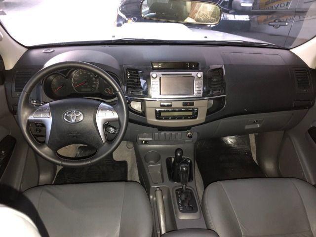 Hilux SRV 4x4 2014/2014, diesel, automática, toda revisada, conservada - Foto 6